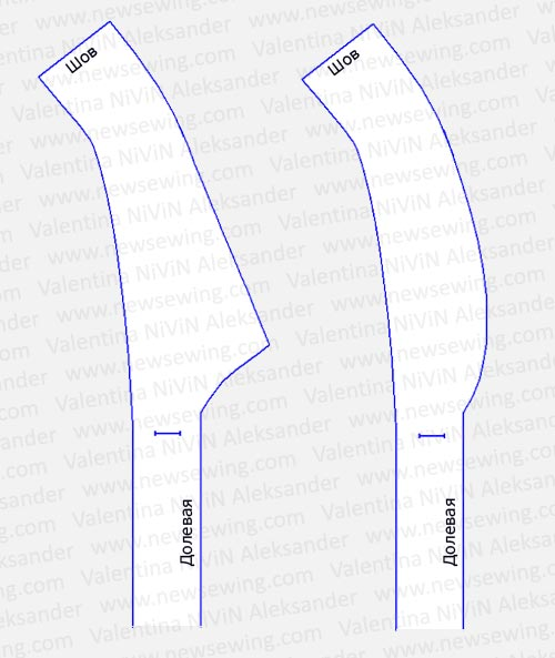 Как сшить воротник для жакета фото 594