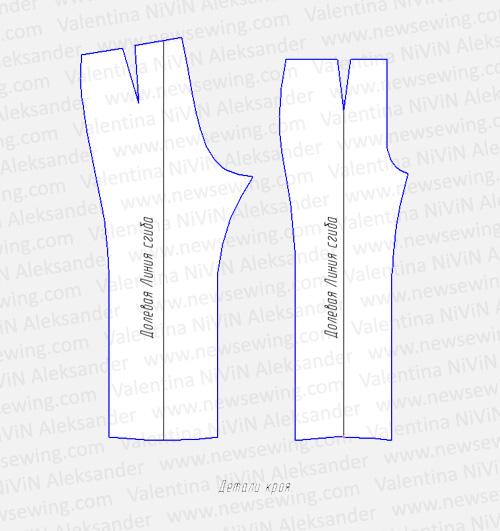 Картинка из рубрик: Узоры + для детского вязания и Новые формы нарощенных ногтей.