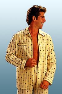 Построение выкройки мужской пижамы. Часть 2. Сорочка.
