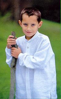 Выкройка рубашки для мальчика 8-10 лет. Рукав. Пошаговое построение выкройки.