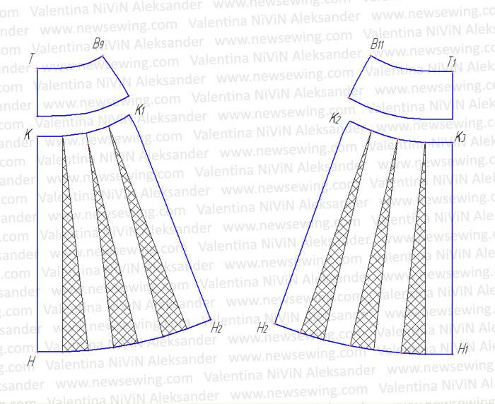 Выкройка для юбки американка фото 224