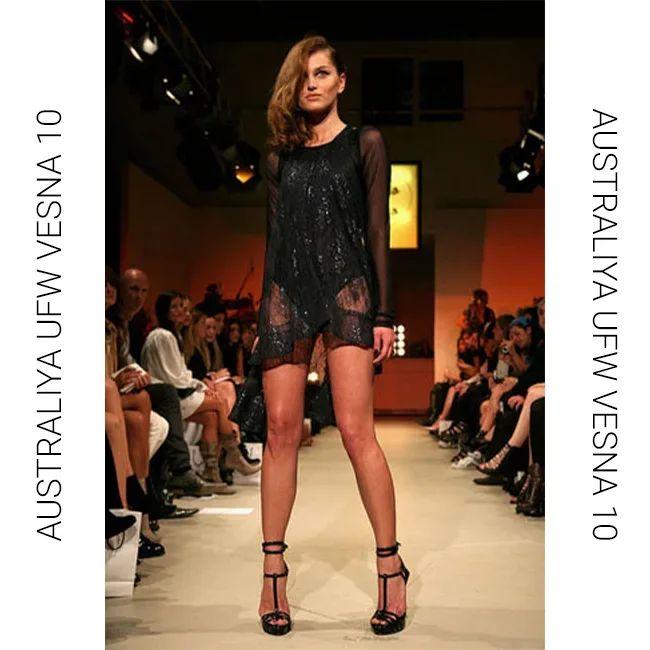 Австралийская неделя моды: Весна 2010