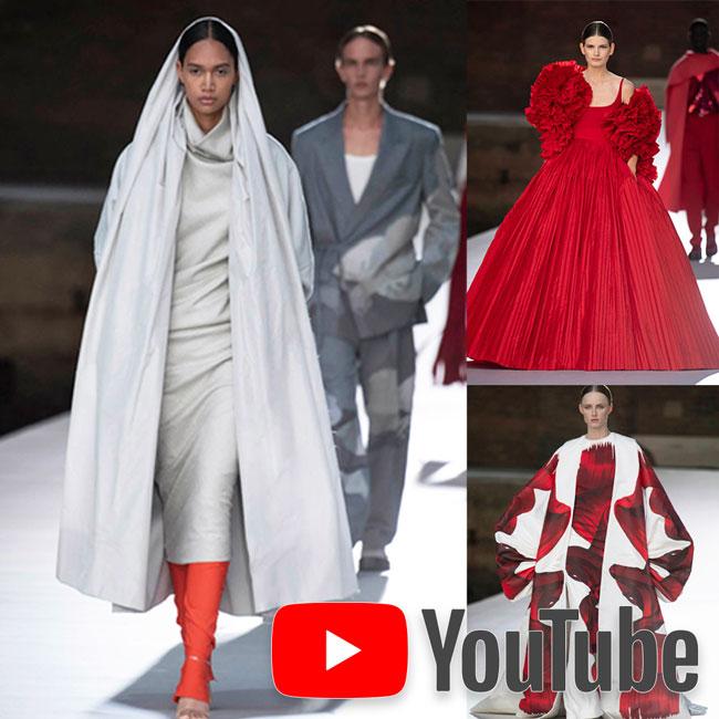 VALENTINO DES ATELIERS Haute Couture Fall/Winter 2021-2022